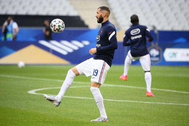 Cedera Pulih, Benzema Siap Meledak di Piala Eropa 2020