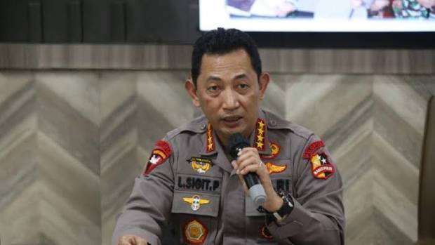 Kapolri Minta Personel TNI-Polri Perkuat Pos PPKM Mikro