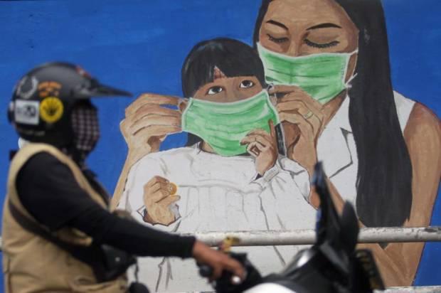 Kasus Covid-19 di Indonesia Bertambah 8.892, DKI Jakarta Terbanyak