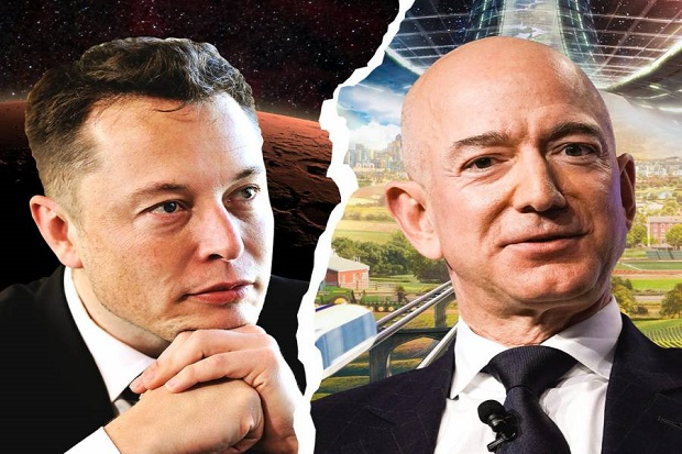 Data Pajak Jeff Bezos dan Elon Musk Bocor, Sri Mulyani: Ini Masalah Besar