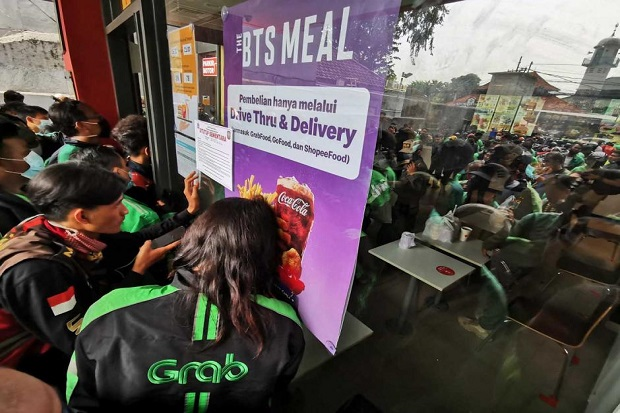 Geger BTS Meal, Strategi Ciamik McDonalds Mengaduk Emosi para Army