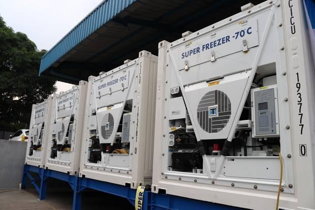 Solusi Rantai Pasok Dingin, DNR Corporation Hadirkan Ultra Cold Chain Storage Pertama di RI