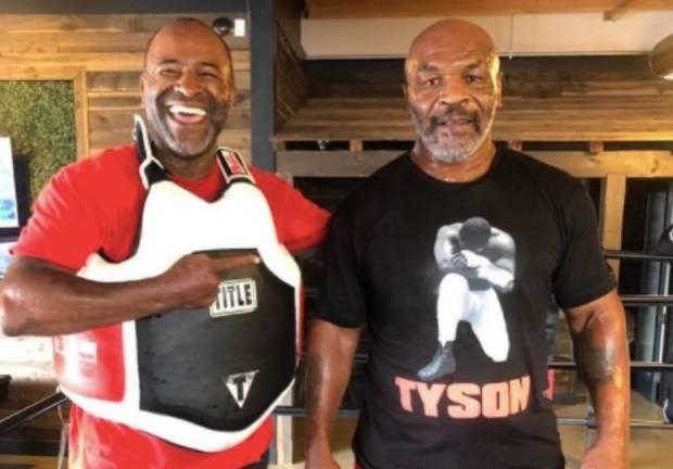 Mike Tyson Comeback, Rafael: Kami Bertarung di September