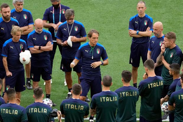 Preview Turki vs Italia; Mancini Ingin Gli Azzurri Tetap Tenang