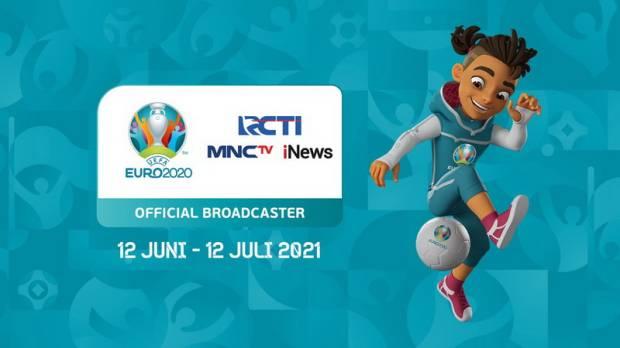 Piala Eropa 2020 Digelar Malam Ini, Berikut Jadwal Siaran Langsung di Televisi Milik MNC Group