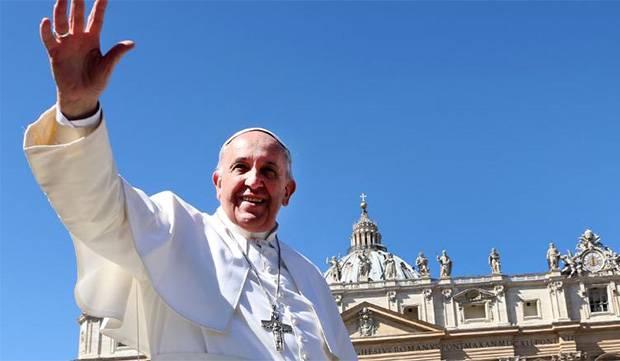 Paus Fransiskus Doakan Kesuksesan Piala Eropa 2020