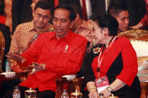 Jokowi Sebut Gelar Profesor Kehormatan untuk Megawati Sangat Tepat