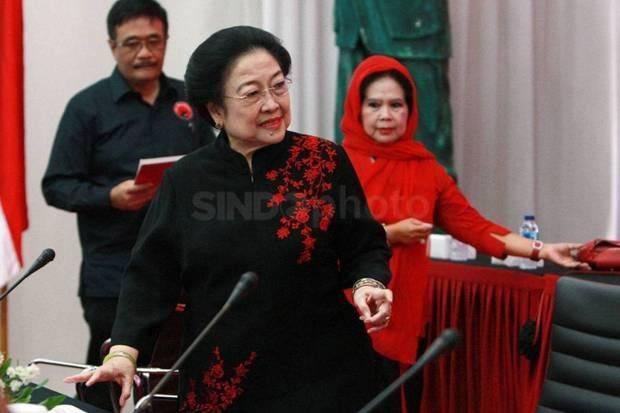Jokowi: Megawati Beri Contoh Politisi Harus Siap di Dalam dan Luar Pemerintahan