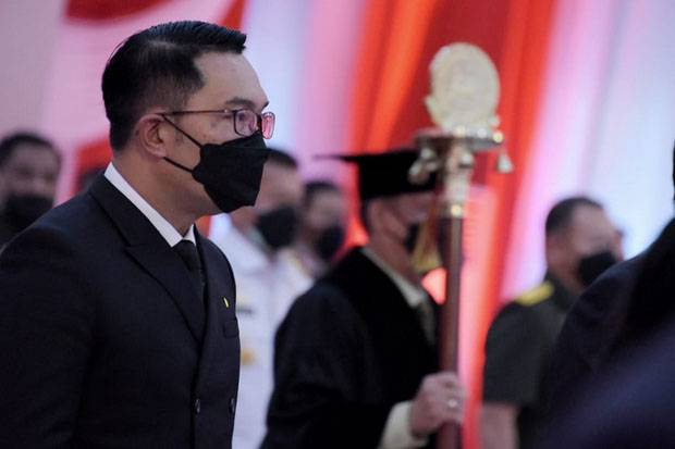Megawati Jadi Profesor, Ridwan Kamil: Orasi Ilmiahnya Penuh Nasihat