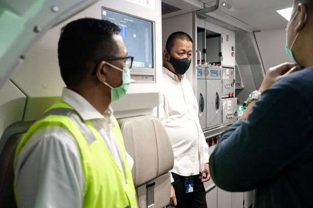 Garuda Indonesia Kembalikan Pesawat Pinjaman Lebih Cepat, Begini Kata Dirutnya
