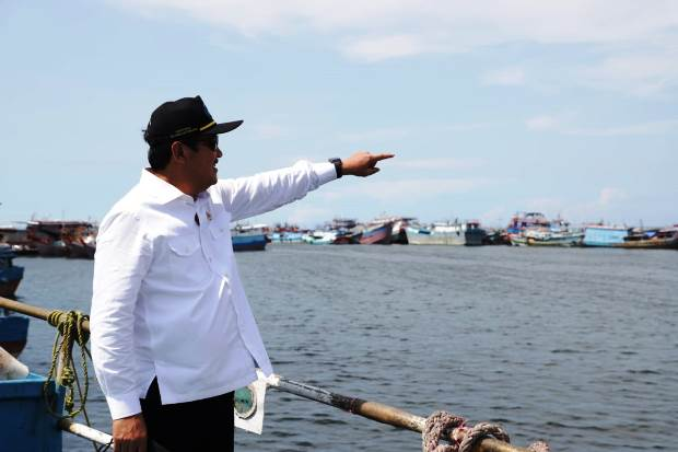 Peringati Hari Laut Sedunia, Menteri Trenggono Ajak Masyarakat Jaga Kesehatan Laut