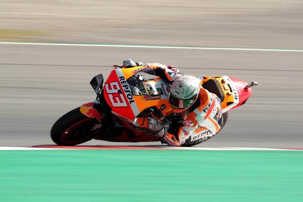 Marc Marquez Rela Terjatuh asalkan Tampil Bagus di MotoGP 2021