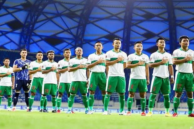 Babak I: Penalti Evan Dimas Ditepis, Timnas Indonesia Tertinggal 0-2