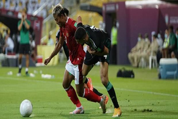 Timnas Indonesia Babak Belur Dipermak UEA 0-5