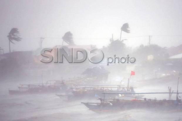 Cuaca Ekstrem Berpotensi Terjadi di 18 Wilayah