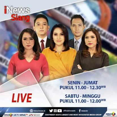 Presiden Joko Widodo Dianggap Tidak Pro Rakyat Akibat Bayar SPP dan Sembako Dikenakan Pajak, Saksikan Selengkapnya di iNews Siang Sabtu Pukul 11.00 WIB