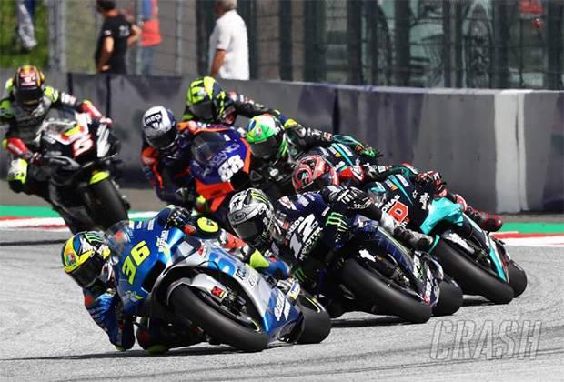 Empat Pembalap Teken Kontrak Baru, Begini Line Up MotoGP 2022