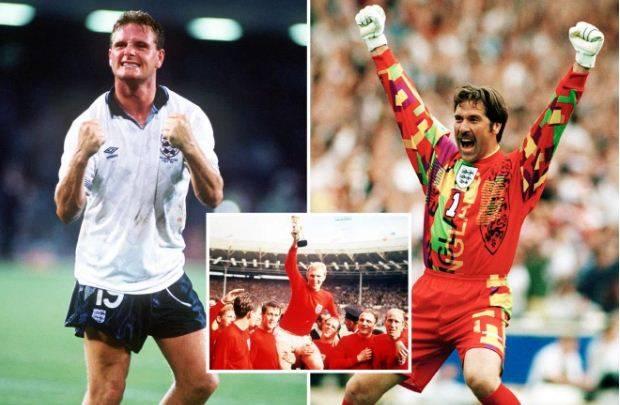 5 Jersey Timnas Inggris Terbaik dan Terburuk Yang Pernah Dipakai