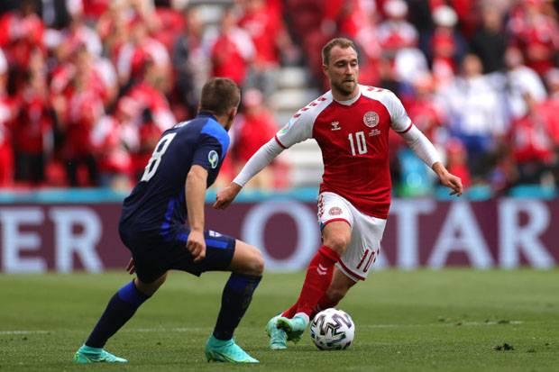 Eriksen, Star of The Match: Karena Dia Bermain Sepak Bola dengan Indah