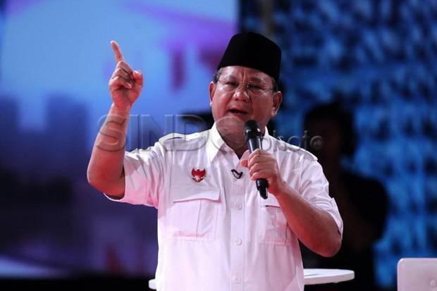 Survei SMRC: Prabowo Subianto Menang Jika Pilpres Digelar Sekarang
