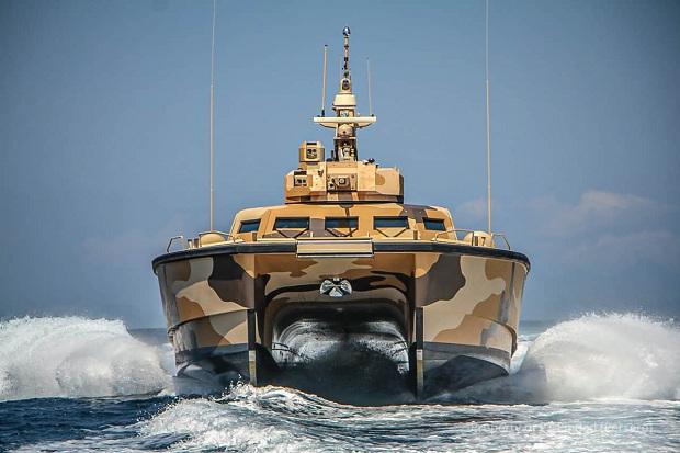 Mengenal Antasena, Tank Boat Canggih untuk TNI AD