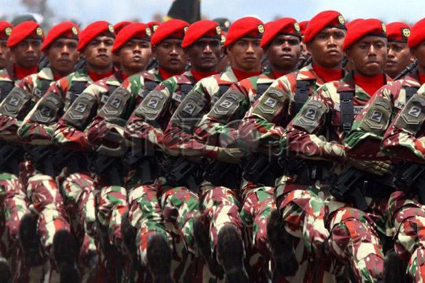 KSAD Kirim 20 Prajurit Kopassus Latihan Bersama Pasukan Khusus Korsel
