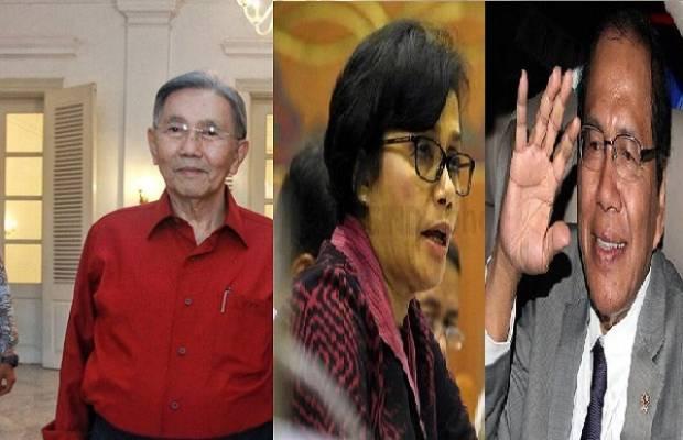Tonton Rizal Ramli, Kwik Kian Gie: Saya Penasaran Apa Betul Sri Mulyani Kalah