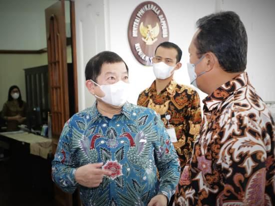 Menteri Trenggono Optimis KKP Bisa Tingkatkan Nilai Tukar Nelayan