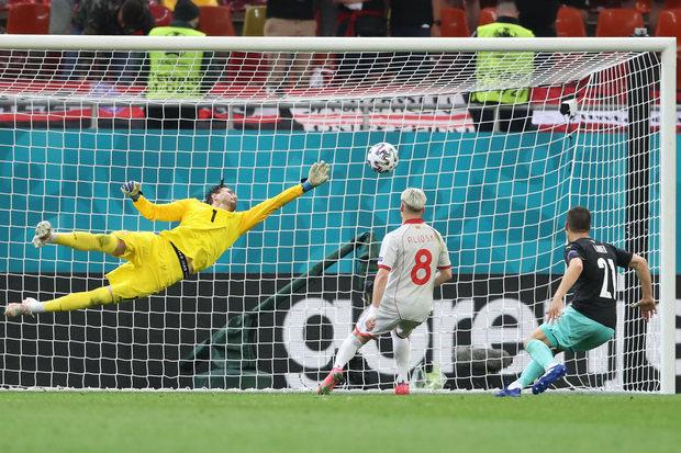 Austria Sukses Maksimalkan Laga Pertama di Piala Eropa 2020