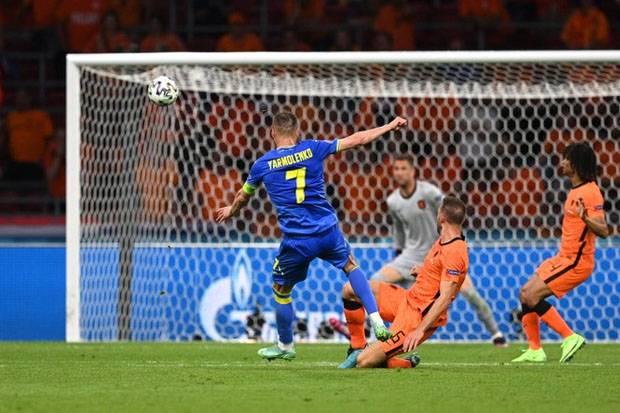 Gol Spektakuler Andriy Yarmolenko Berpotensi Terbaik Piala Eropa 2021
