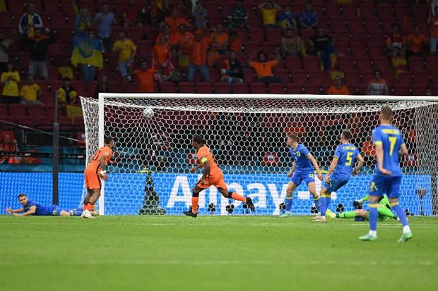 Hujan Gol di Amsterdam Ciptakan Rekor Baru di Piala Eropa