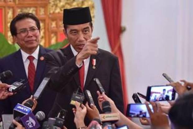 Jokowi Ungkap Relawan Pendukungnya Mulai Dirayu Bakal Capres 2024