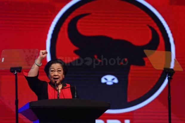 PDIP Punya 128 Kursi di DPR, Megawati Dinilai Layak Nyapres di 2024