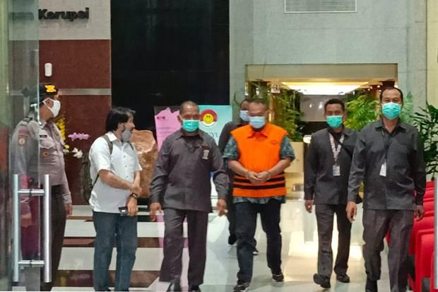 Korupsi Tanah Munjul, KPK Tahan Direktur PT Adonara Propertindo