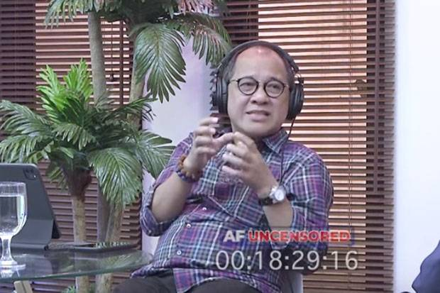 Akbar Faizal Bicara Kasus Nurdin Abdullah, Ada Apa?