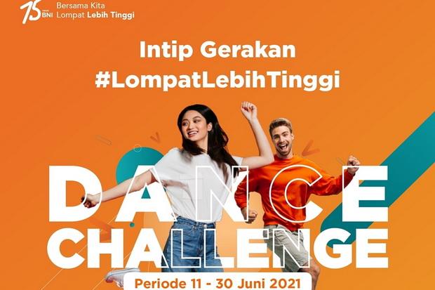 HUT ke-75, BNI Release Lagu dan Bikin #DanceChallenge Berhadiah Jutaan Rupiah