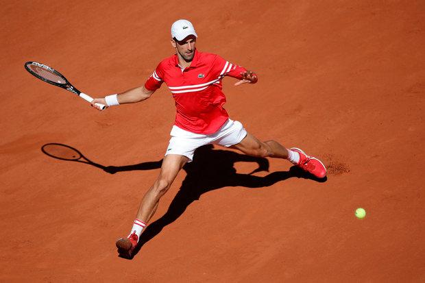 Dipaksa Pontang-Panting, Djokovic Rajai Prancis Terbuka 2021