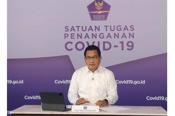 Satgas Covid-19 Minta Daerah Harus Antisipasi agar Pandemi Tetap Terkendali