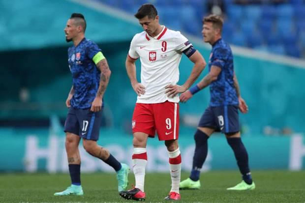 Lawan Spanyol dengan Modal Kekalahan, Robert Lewandowski: Laga yang Berat