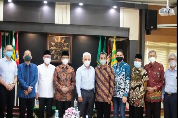 Bertemu, PAN-Muhammadiyah Sepakat Cegah Polarisasi Bangsa