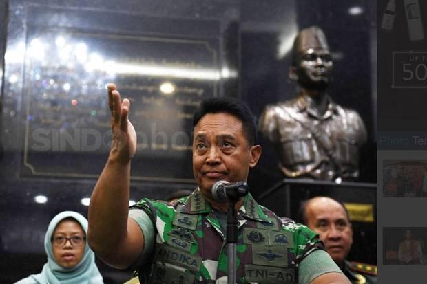 Fadli Zon Dukung Jenderal Andika Perkasa Jadi Panglima TNI