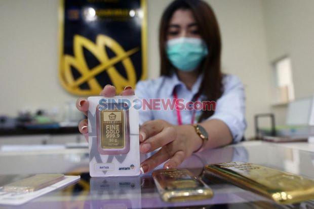 Yuk Cek, Daftar Rincian Harga Emas Antam Hari Ini 15 Juni 2021