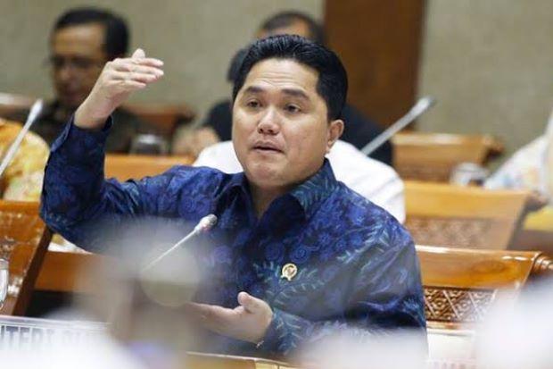 Erick Thohir: Corona Bikin Si Kaya Makin Kaya, Si Miskin Tambah Ambyar!