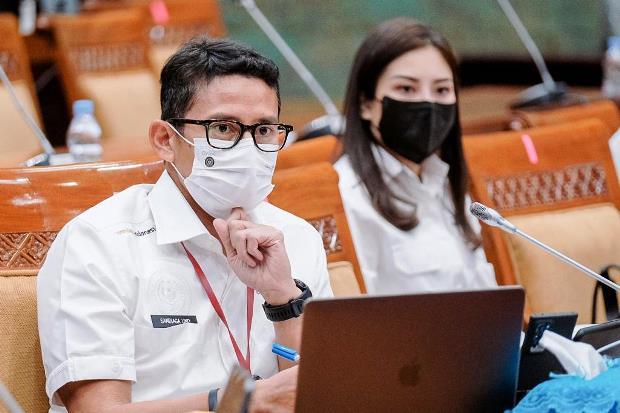 Kemenparekraf Ajukan Tambahan Pagu Indikatif TA 2022 Rp500 Miliar