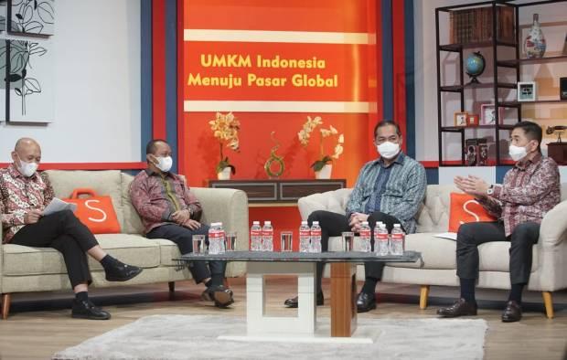 Arsjad Rasjid: UMKM Adalah Fondasi Perekonomian Indonesia