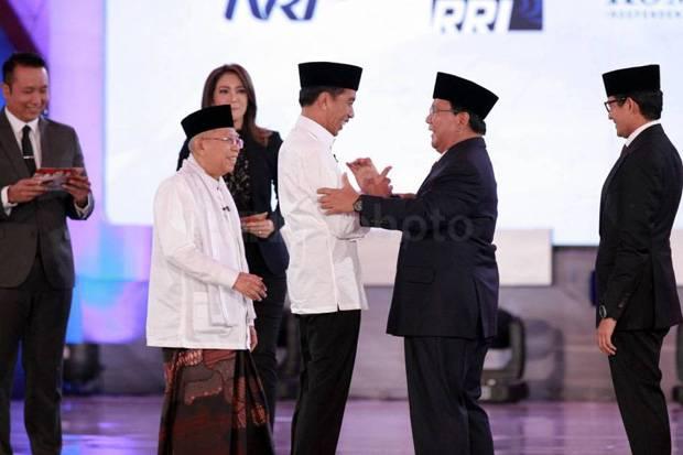 Arief Poyuono: Walau Jokowi Bisa 3 Periode, Prabowo Bukan Pasangan Tepat