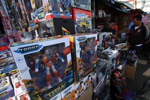 Top, Ekspor Produk Mainan Anak Tembus USD343 Juta