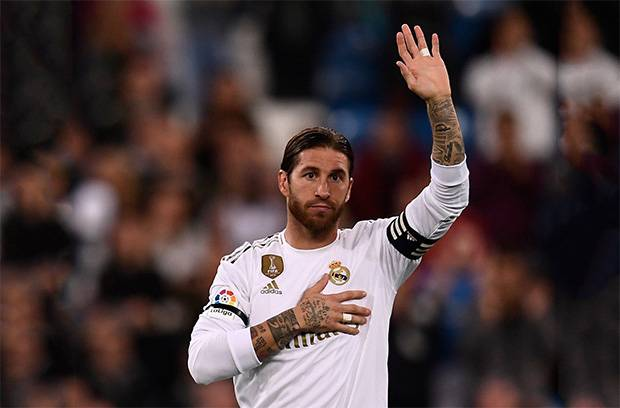 Sergio Ramos Resmi Tinggalkan Real Madrid