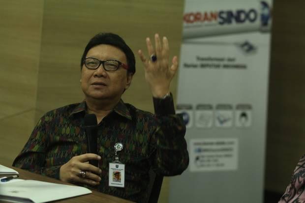 Tjahjo Kumolo Sebut ASN Bisa Pindah ke Ibukota Baru di 2023