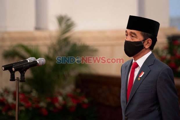 Bukan Ketum Parpol tapi Presiden, Modal Kuat Jokowi Jadi King Maker di Pemilu 2024